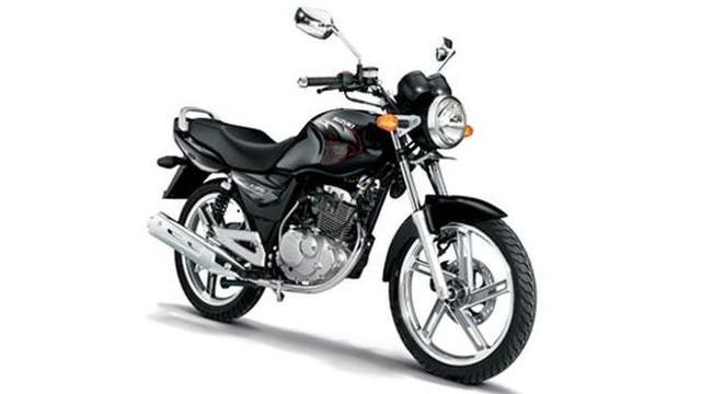 Suzuki Thunder 125 Sudah Kuno, Perlu Dipercantik