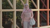 Adegan sinetron Rumah Bidadari tayang di SCTV setiap pukul 04.30 WIB selama Ramadan 2021 (Dok SCTV)