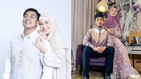 6 Momen Kompak Ustaz Kondang Tanah Air Bersama Istri, Pakai Baju Senada (sumber: Instagram/syam_jihan12/ustdzrizamuhammad)