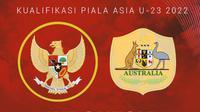 Kualifikasi Piala Asia U-23 2022 - Timnas Indonesia U-23 Vs Australia (Bola.com/Adreanus Titus)