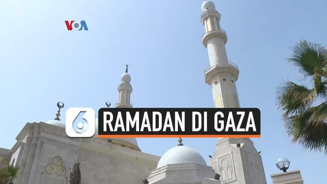 Ramadan di Gaza