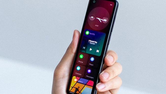 Andy Rubin sedang kembangkan smartphone baru Project GEM. (Doc: Twitter/ Andy Rubin)