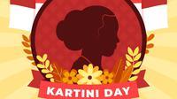 Ilustrasi Hari Kartini. Celebration vector created by freepik - www.freepik.com