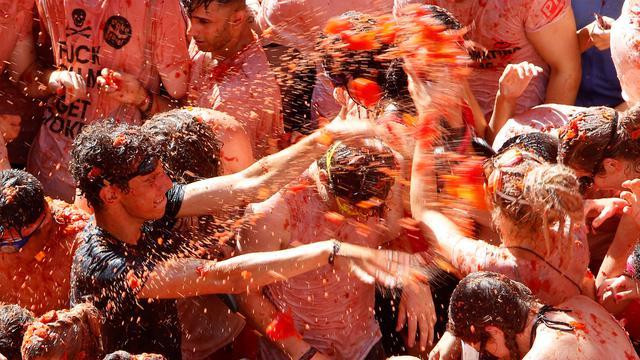 La Tomatina Festival : Asal Usul Hingga Fakta Menarik !