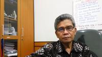 Sejarawan Universitas Negeri Yogyakarta (UNY) menjabarkan beragam versi tentang sosok ayah kandung Jenderal Sudirman. (Liputan6.com/Switzy Sabandar)