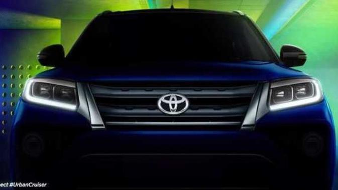 Kembaran Suzuki Vitara Brezza Dari Toyota Siap Meluncur Buku Pemesanan Dibuka Otomotif Liputan6 Com