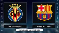 La Liga - Villarreal Vs Barcelona (Bola.com/Adreanus Titus)