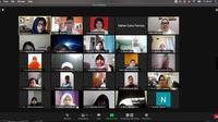 Diskusi virtual soal nasionalisme bersama anak-anak SMP