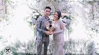 Sebelumnya, Siti Badriah dan Krisjiana telah melangsungkan pertunangan pada bulan Maret lalu. (Liputan6.com/IG/sitibadriahh)