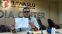 Ketua Bawaslu Abhan dilaporkan ke DKPP. (Merdeka.com/Ahda Bayhaqi)