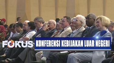 Konferensi yang diikuti oleh 10.000 peserta ini dibuka oleh Founder FPCI Dino Patti Djalal dan dihadiri oleh Menteri Luar Negeri Retno Marsudi.
