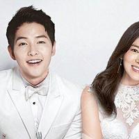 Pernikahan Song Joong Ki  dan Song Hye Kyo ini tinggal menghitung hari saja, tak heran jika para penggemarnya pun ingin terus memberikan perhatian itu kepada Song Song Couple ini. Terlebih soal persiapan pernikahannya. (Instagram/hyunie_park1001)