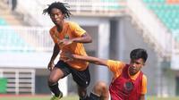 Ronaldo Joybera Kwateh jalani pemusatan latihan Timnas Indonesia U-16. (Dok PSSI)