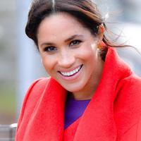 Style Meghan Markle mirip dengan gaya ikonik mendiang Putri Diana. (Foto: instagram.com/mrsmeghanmarkle)