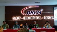 Tim dokter FKUI-RSCM peringati bulan Kepedulian Bibir dan Lelangit Sumbing