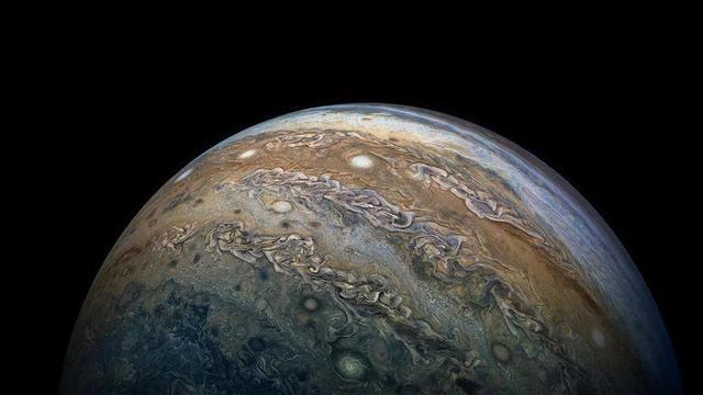 Potret Jupiter Terbaru