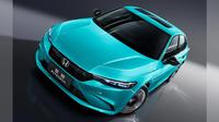 Honda rilis Integra dengan warna khusus untuk pasar Cina