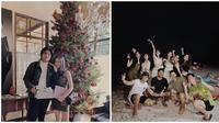Momen Ranty Maria dan Rayn Wijaya Rayakan Natal dan Tahun Baru. (Sumber: Instagram.com/rantymaria)