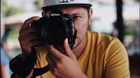 Gading Marten hobi motret dan sempat mengunggah sejumlah potret para pesohor (Dok.Instagram/@gadiiing/https://www.instagram.com/p/BqR6QLbnqCU/Komarudin)