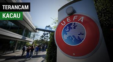 Berita video kekacauan akan terjadi bila UEFA gelar kompetisi satu level di bawah Liga Europa yang bernama UEL2. Apa saja yang akan menjadi masalah?