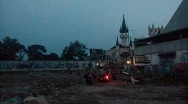 Gereja Tua Jadi Objek Foto Memesona di Jantung Yogyakarta