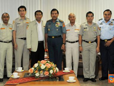 Citizen6, Cilangkap: Pengurus Pusat mengharapkan kehadiran Panglima TNI pada acara Munas yang akan mengagendakan pelantikan pengurus pusat T.A 2012. (Pengirim: Badarudin Bakri)