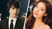 Beberapa waktu lalu, publik dikejutkan dengan kabar Lee Dong Wook yang menjalin asmara dengan Bae Suzy. Jauh sebelum berpacaran, Suzy ternyata sudah mengamumi Lee Dong Wook. (Foto: abs-cbn.com)