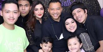 Pada Sabtu (10/7), Aurel Hermansyah merayakan momen ulang tahun yang ke-23. (Foto: instagram.com/aurelie.hermansyah)