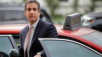 Eks pengacara Donald Trump, Michael Cohen (AP/Pablo Martinez Monsivais)