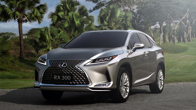 New Lexus Suv >> Lexus Indonesia Hadirkan New Rx 300 Series Ini