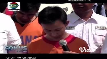 Polda Jawa Timur membongkar sindikat pencurian kendaraan bermotor dan pemalsu STNK-BPKB yang beraksi di beberapa daerah serta mengamankan barang bukti sebanyak 42 kendaraan.