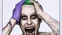 Joker Versi Jared Letto, Mirip Marilyn Manson
