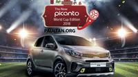 Kia PIcanto World Cup 2018 (Paultan)