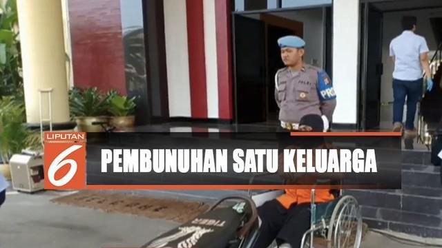 Pelaku pembunuhan sudah minta maaf. Namun, penyesalan tak bisa mengembalikan suami dan anak Siti.