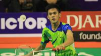 Firman Abdul Kholik  di ajang Victor Indonesia International Challenge