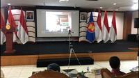 Lomba karaoke secara virtual yang diadakan oleh KBRI Manila menjelang Hari Kemerdekaan Indonesia yang ke-75. (Dok: KBRI Manila)