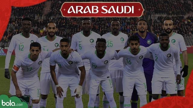 Berita Video profil tim Piala Dunia 2018, kembalinya Arab Saudi setelah absen 12 Tahun