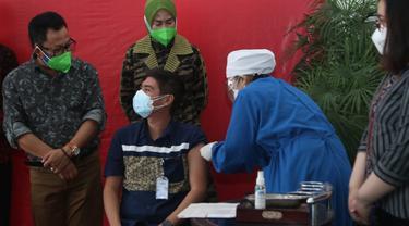 Vaksinasi Covid-19 di Malang Sudah Pakai 365 Ribu Dosis