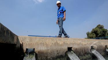 jika Bendungan Karian bisa segera dibangun, maka akan mampu menyuplai air baku ke ibu kota sebanyak 4.200 liter per detik.