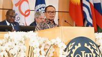 Indonesia mendukung pengesahan Konvensi dan Rekomendasi Organisasi Perburuhan Internasional (International Labour Organization/ILO) mengenai penghapusan kekerasan dan pelecehan di dunia kerja.