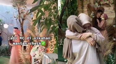 Viral Wanita Ini Jadi MC di Acara Nikahan Mantan, Tuai Banyak Pujian