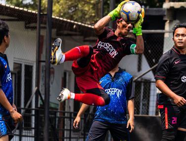 FOTO: PSPG Rebut Juara Pertamax Liga Ayo Mini Football Tangerang
