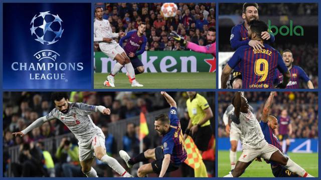 Barcelona vs Liverpool, Liga Champions 2018-2019
