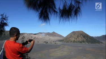 Gunung Bromo Masih Jadi Destinasi Primadona bagi Wisatawan