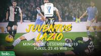 Supercoppa Italiana - Juventus Vs Lazio (Bola.com/Adreanus Titus)