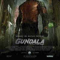 Poster Film Gundala. (Screenplay Films)