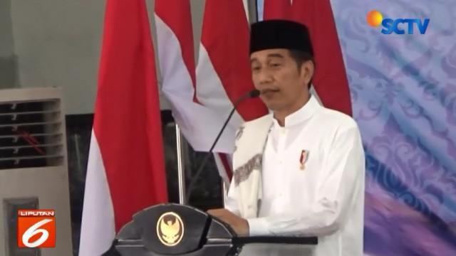 Dalam kunjunganya di Jombang, Jokowi juga meresmikan sejumlah museum islam Indonesia di Ponpes Tebuireng dan usaha micro di Ponpes Denanyar.