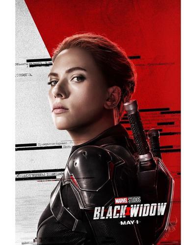 Scarlett Johansson sebagai Natasha Romanoff di Black Widow. (Foto: Instagram @black.widow)