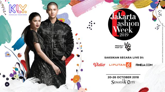 Live Streaming Jakarta Fashion Week 2019