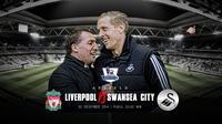 Prediksi Liverpool vs Swansea City (Liputan6.com/Yoshiro)